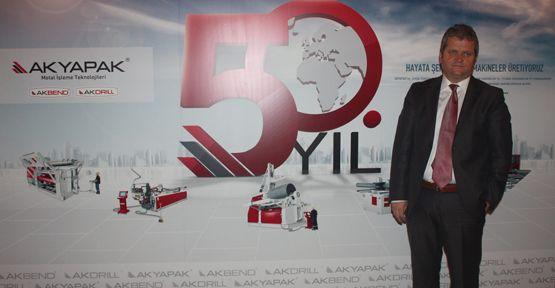 Akyapak'ın 50. yıl gururu