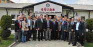 Bursa OSB SİAD'ları Gürsu'da toplandı